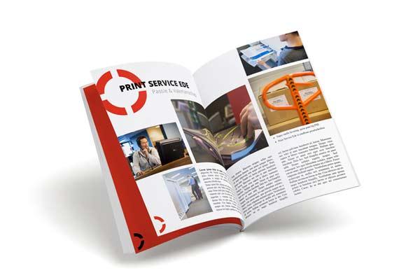 Brochure drukken in Ede